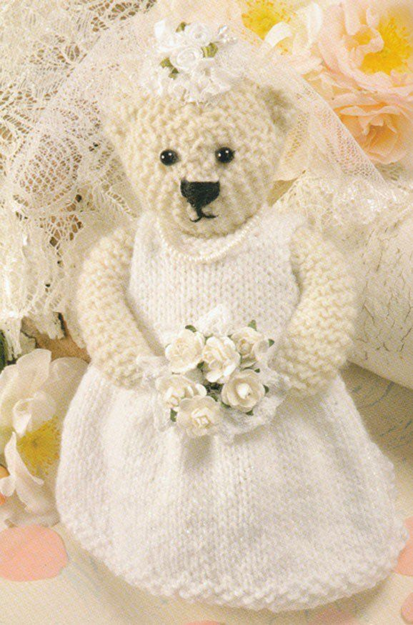 Grace Bride Bear by Val Pierce - Digital Version | Independent ...
