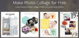 fotojet best free photo collage maker online tool poster creator