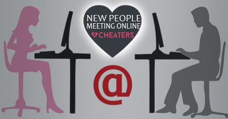 Charlie does online dating