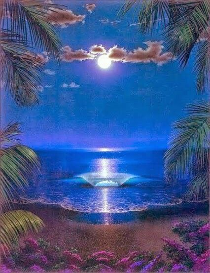 Lovely night