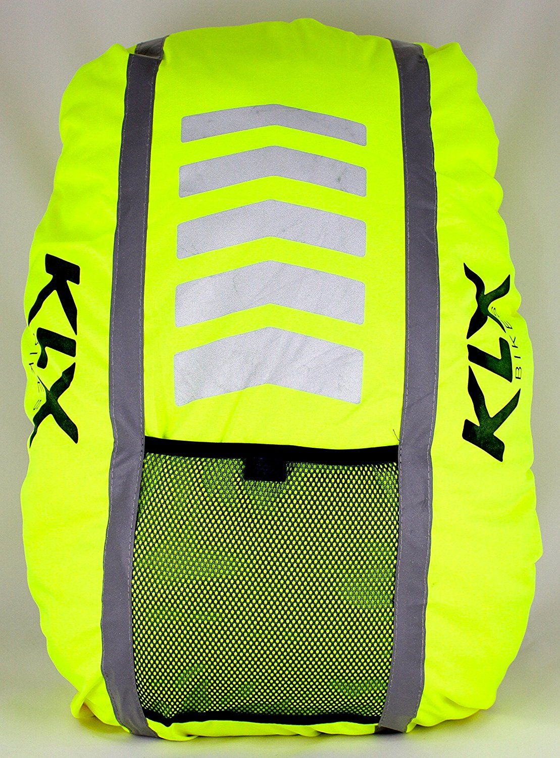 70efd768f4b7 KLX Heavy Duty High Visibility Reflective Waterproof Rucksack Backpack Cover  – New Improved