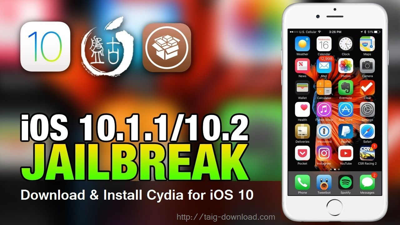 iOS 10.1.1 Cydia download is the only way to customize