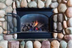 Fine How Do I Convert My Wood Burning Fireplace To A Gas Download Free Architecture Designs Salvmadebymaigaardcom
