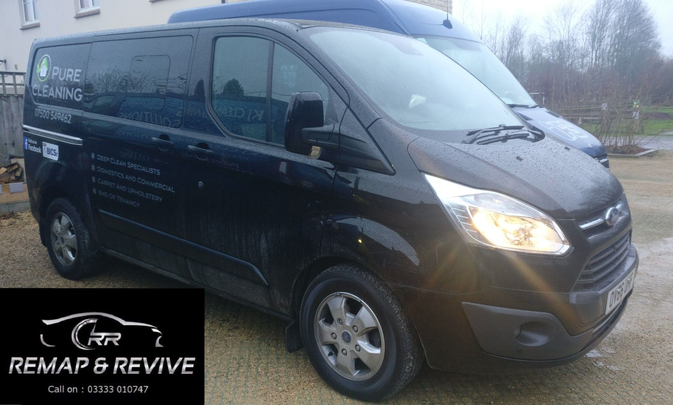 A Performance Remap For This 130 Bhp 2 0 Tdci Ford Transit Custom Was Requested To Get Rid Of Delay And Transit Custom Ford Transit Northamptonshire