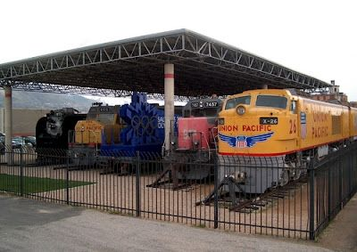 Free admission this weekend (6/16/12) to the railroad museum, treehouse museum, ogden nature center, chalk art festival, and other fun activities for kids.