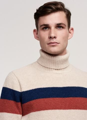 Rollneck | Tufted Heather