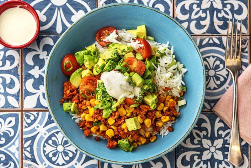 Turkey Burrito Bowl Recipe | HelloFresh | Recipe in 2020 ...