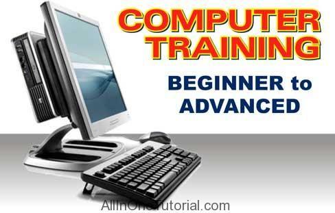 Computer Training Beginner To Advanced Interactive Tutorial Free