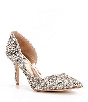 Badgley Mischka Daisy D'Orsay Pumps Women's Shoes zJ5vzqSKt