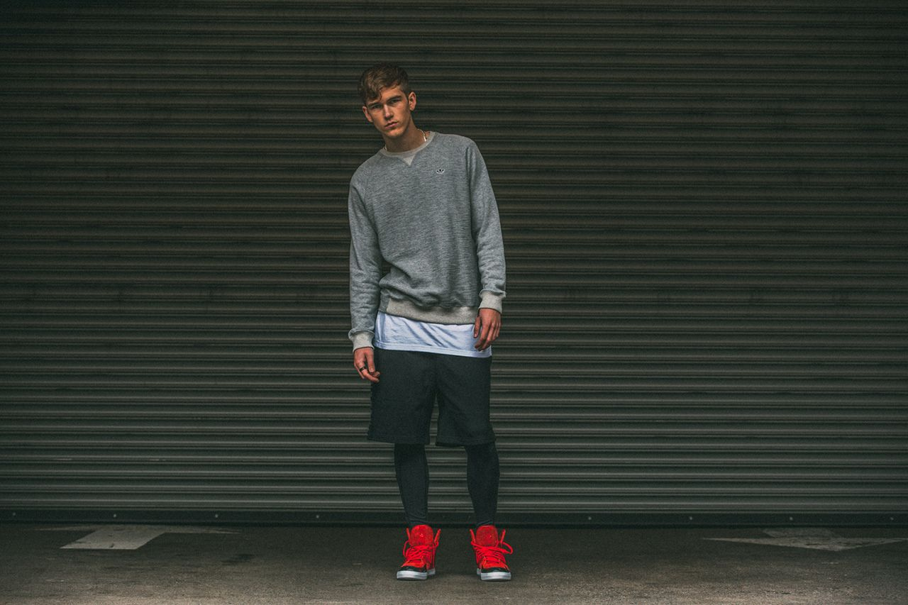 adidas Originals C-10 Lookbook