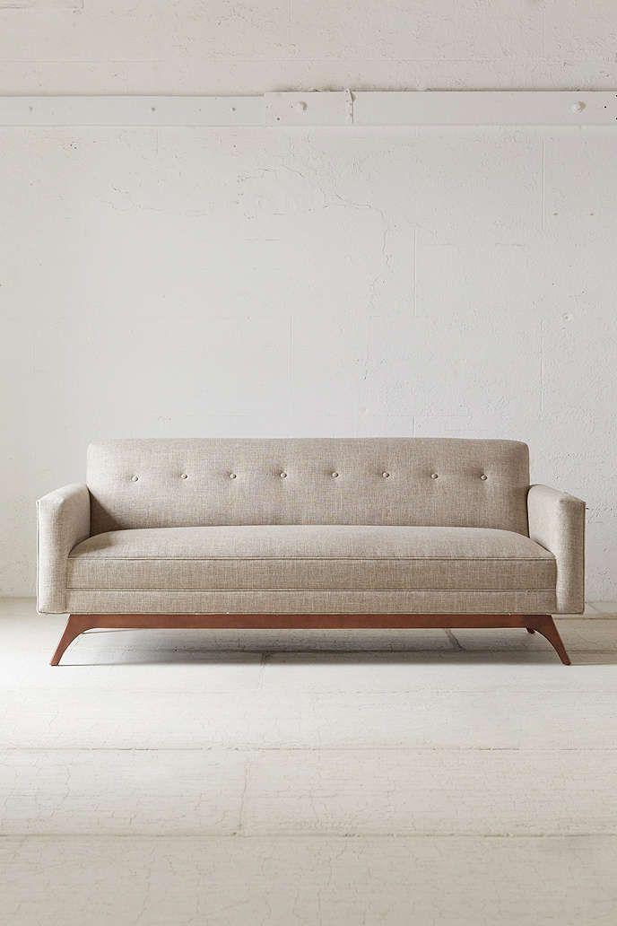 Atomic Tufted Sofa