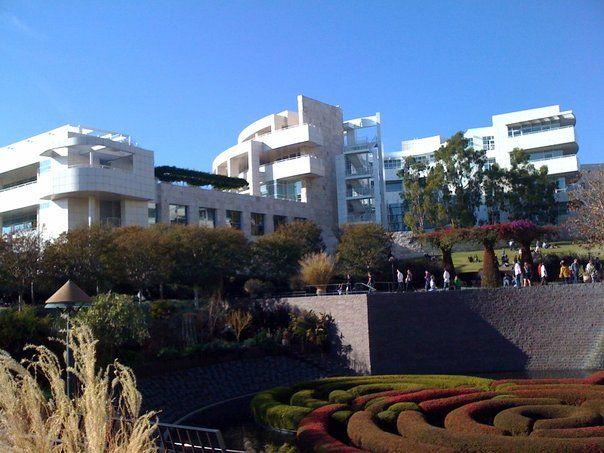 #TheGetty #Gardens #LA