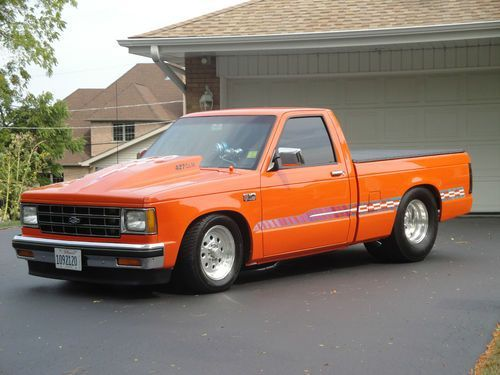 Pro Street S 10 Chevy S10 S10 Truck Chevy S10 Xtreme