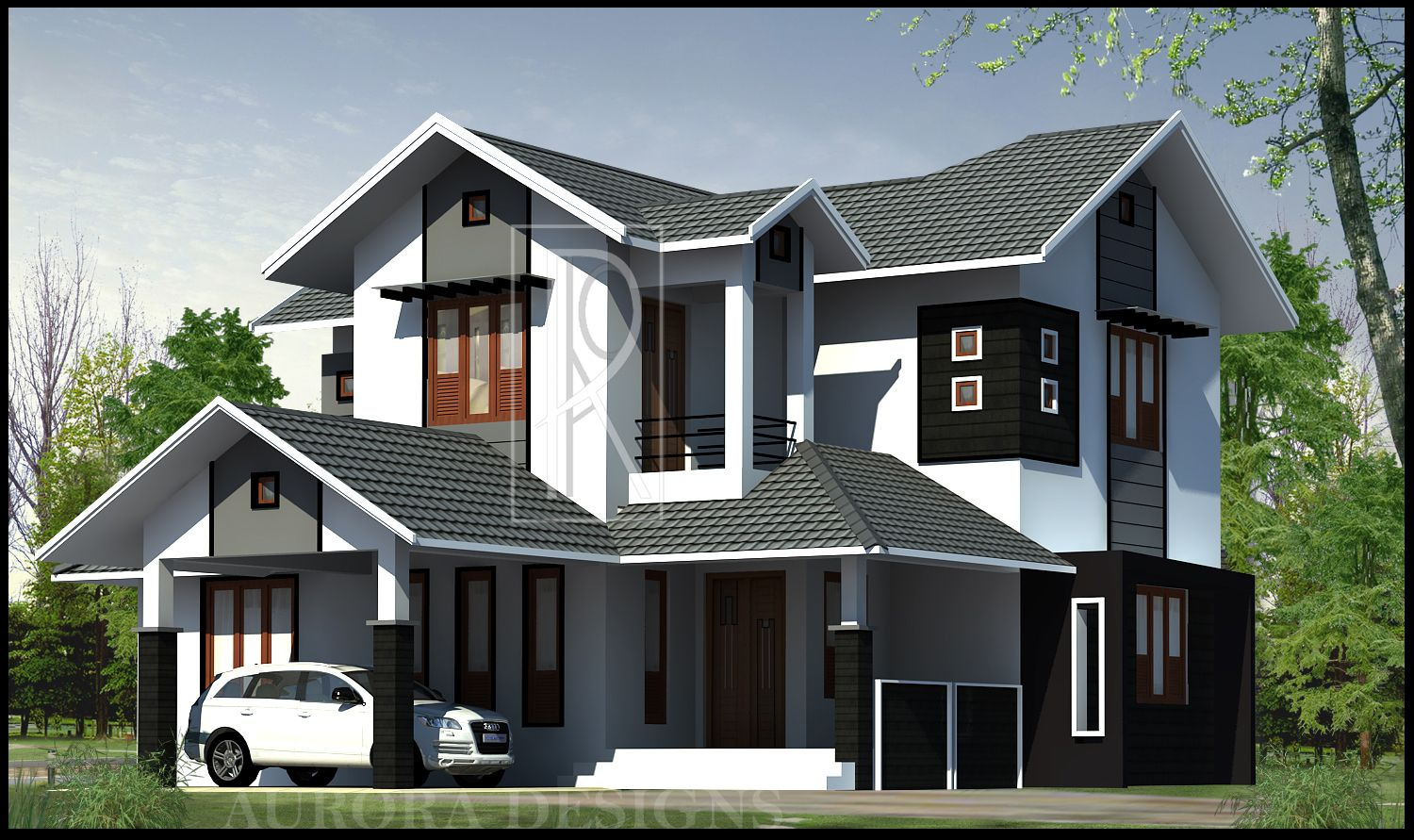 1800 sq ft 3 bhk kerala small house design by bibin smallest house kerala and house