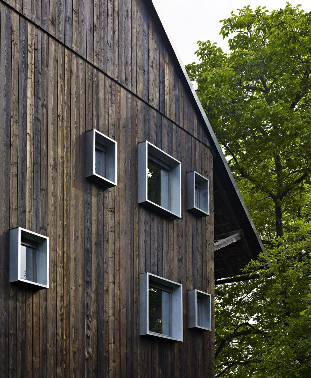 atelier d 39 architecture loic picquet altkirch fr h user houses wohnhaus innenarchitektur. Black Bedroom Furniture Sets. Home Design Ideas