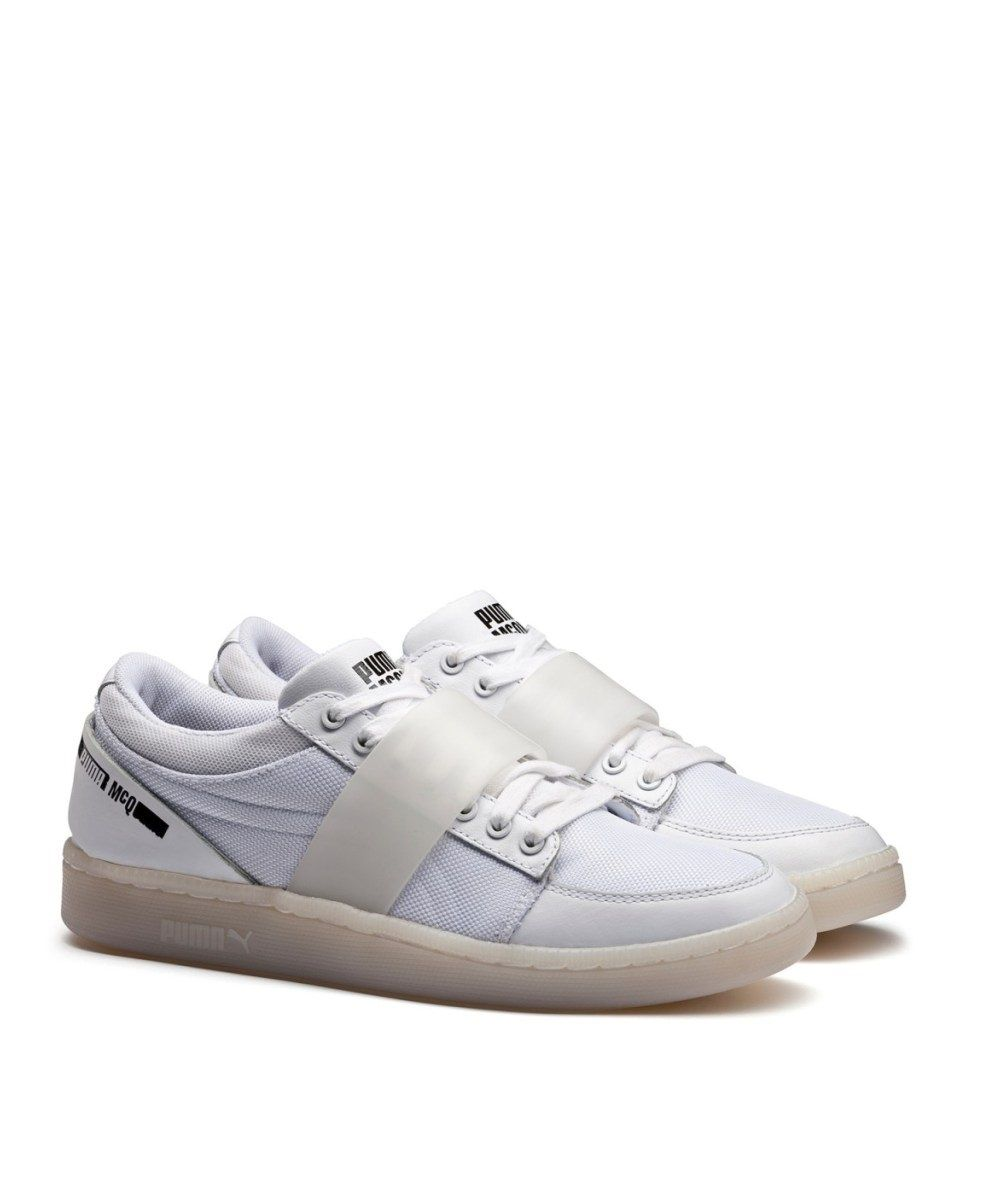 new concept 5169f fbd2f Puma McQ Serve Lo  White Me Gustas, Casual Shoes, Shoes Sneakers, Sportswear