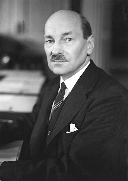 Clement Attlee Wikipedia Coalition government, London
