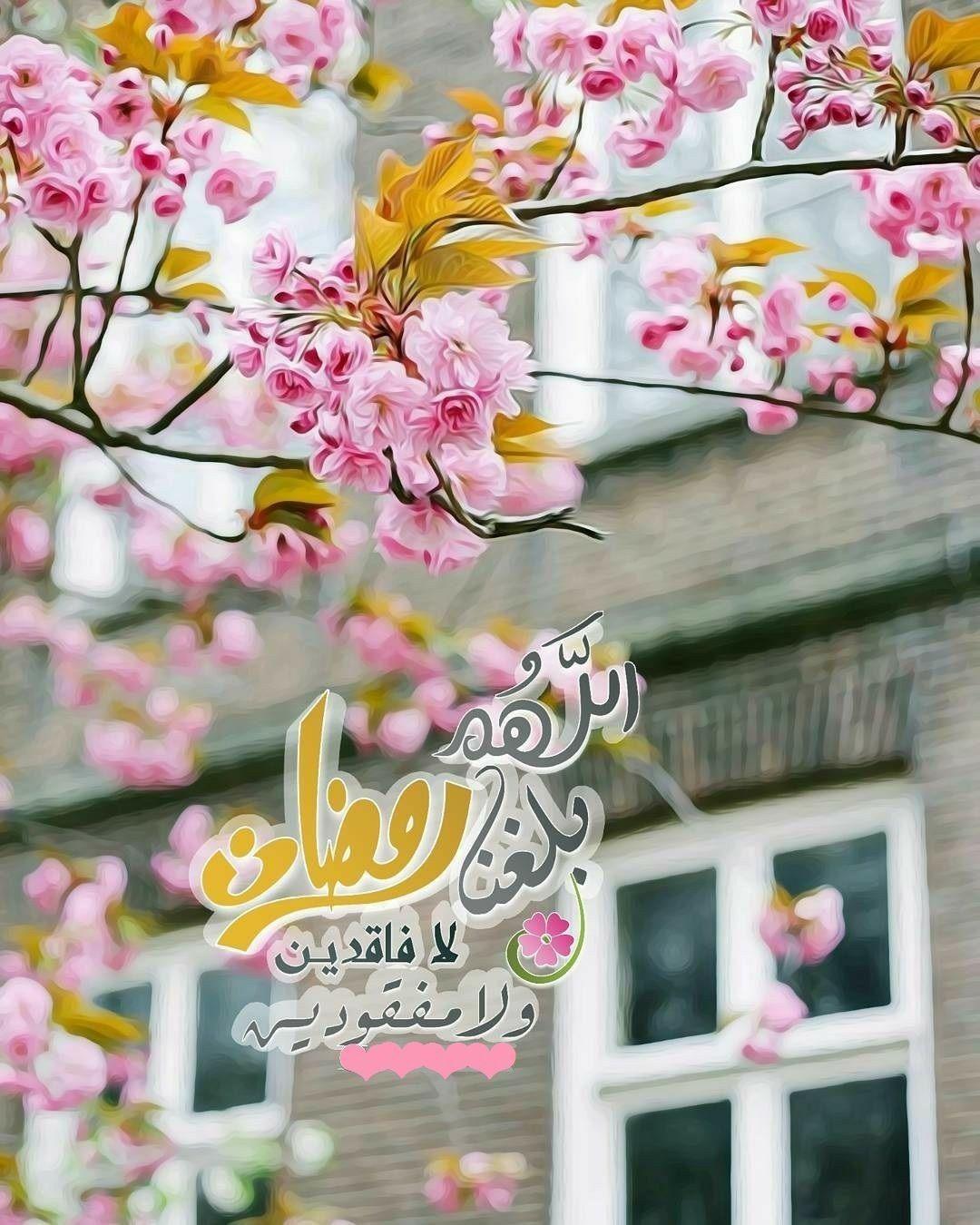اللهم بلغنا رمضان Ramadan Cards Ramadan Decorations Ramadan Lantern