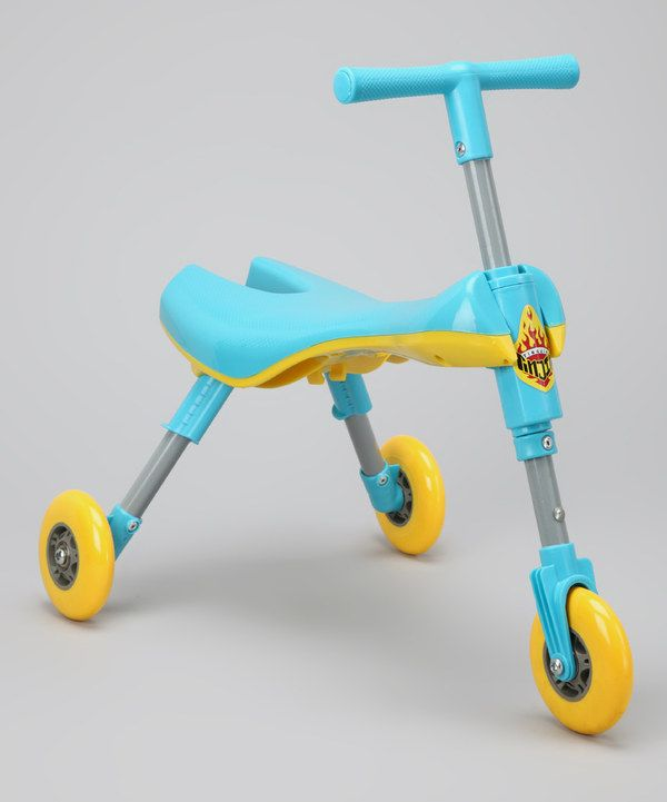 Take a look at this Light Blue Bimba Bug Portable Scooter on zulily today!