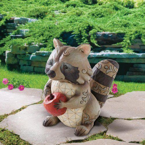 Gadgetpretty Com Garden Statues Raccoon Cute Raccoon