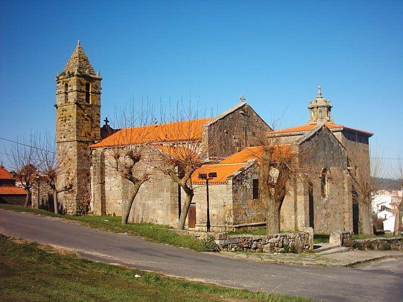 Resultado de imagen de Iglesia de Nosa Señora das Areas