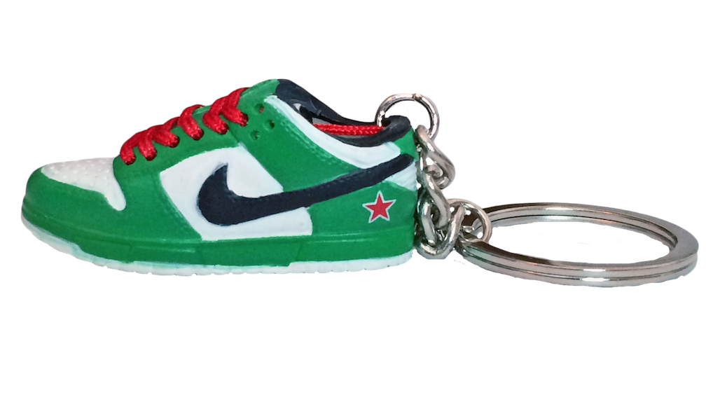 separation shoes 39108 9b7ba Nike SB Green Black Red