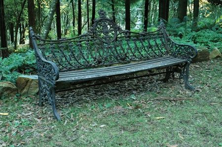 Antique Cast Iron Garden Furniture josaelcom