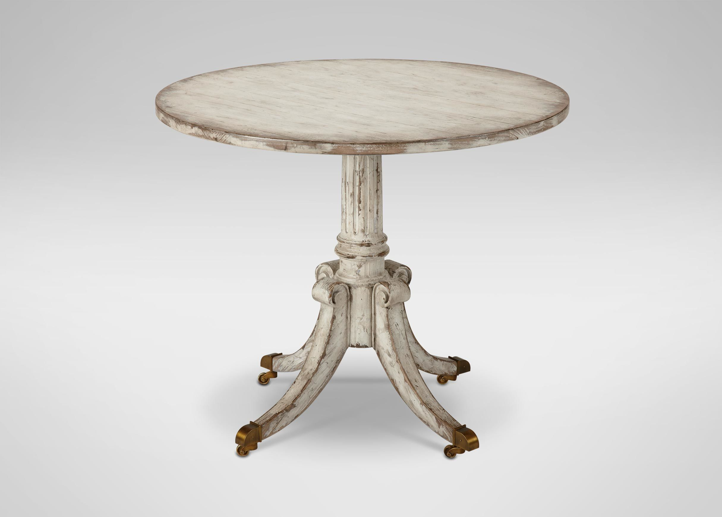 Best Vienna Round Pedestal Table Pedestal Table Side Table 400 x 300