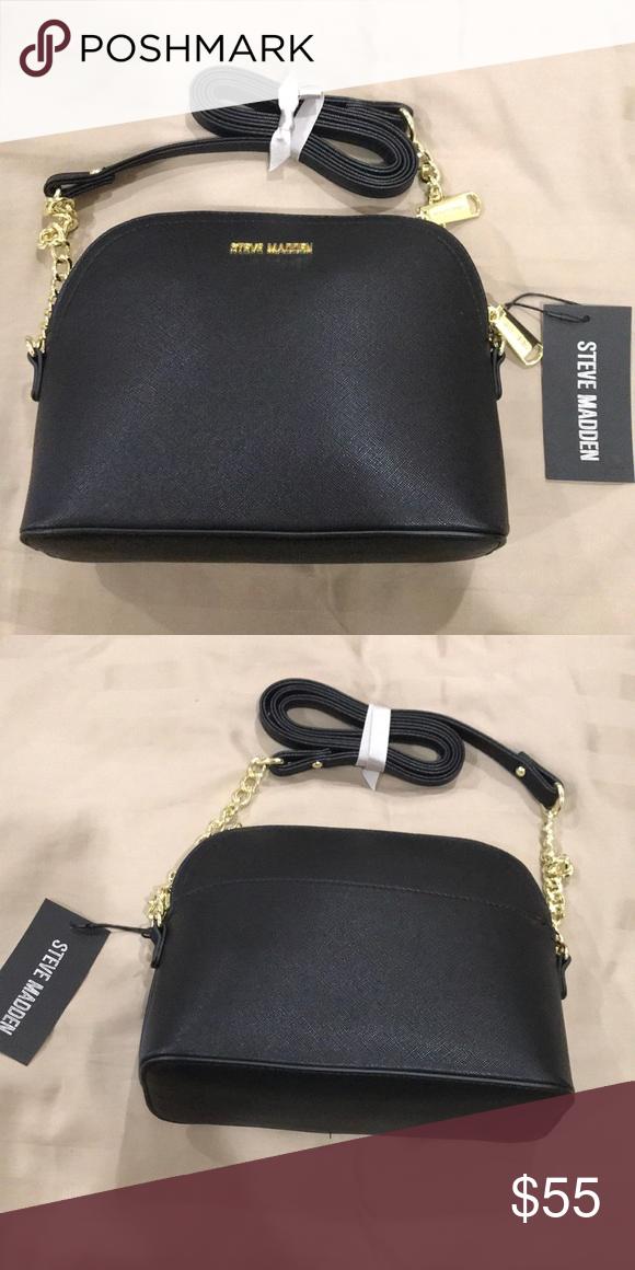 c3875bd54daa Steve Madden Bmarilyn Dome Crossbody Bag New with tags