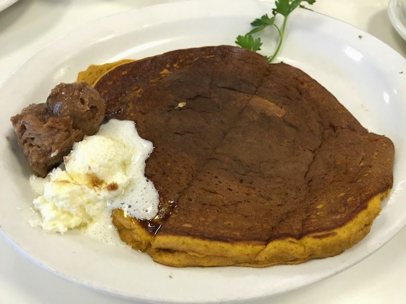 recipe: food network pumpkin pancakes [32]