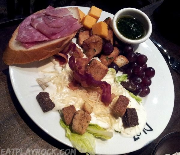Rioz Brazilian Steakhouse In Myrtle Beach South Carolina Offers Salad Bar Delicious Skewers Of Meat Brought Right To Your Table And Desserts For