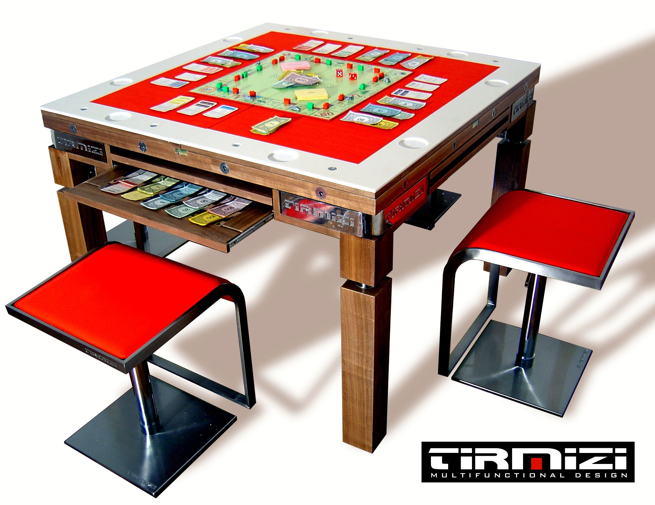 Farrago Multifunctional Dining Table If You Enjoy Playing