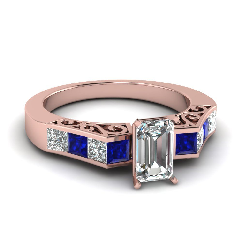 Certified 4.40ct Radiant Cut Diamond Engagement Wedding 14k White Gold Ring Fashion Jewelry Jewelry & Watches