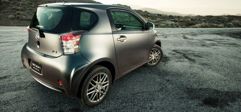 2014 Scion Iq Glams Up With Two Tone Ev And Monogram But Base Looks Best Scion My Dream Car New Cars