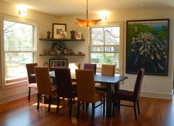 15 Corner Wall Shelf Ideas To Maximize Your Interiors Corner Decor Living Room Corner Dining Room Corner Decorating ideas corners living room