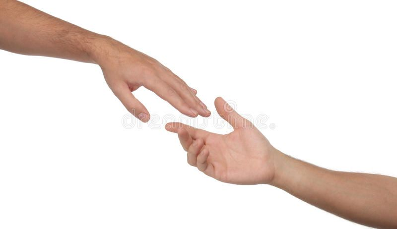 Two Male Hands Reaching Towards Each Other Isolated Sponsored Hands Male Isolated Reaching Ad Hand Reference Reaching Hands Hand Pose