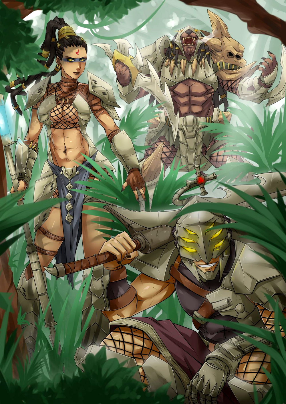 Lol League Of Legends Fan Art Wallpaper Campeoes Mestre Yi