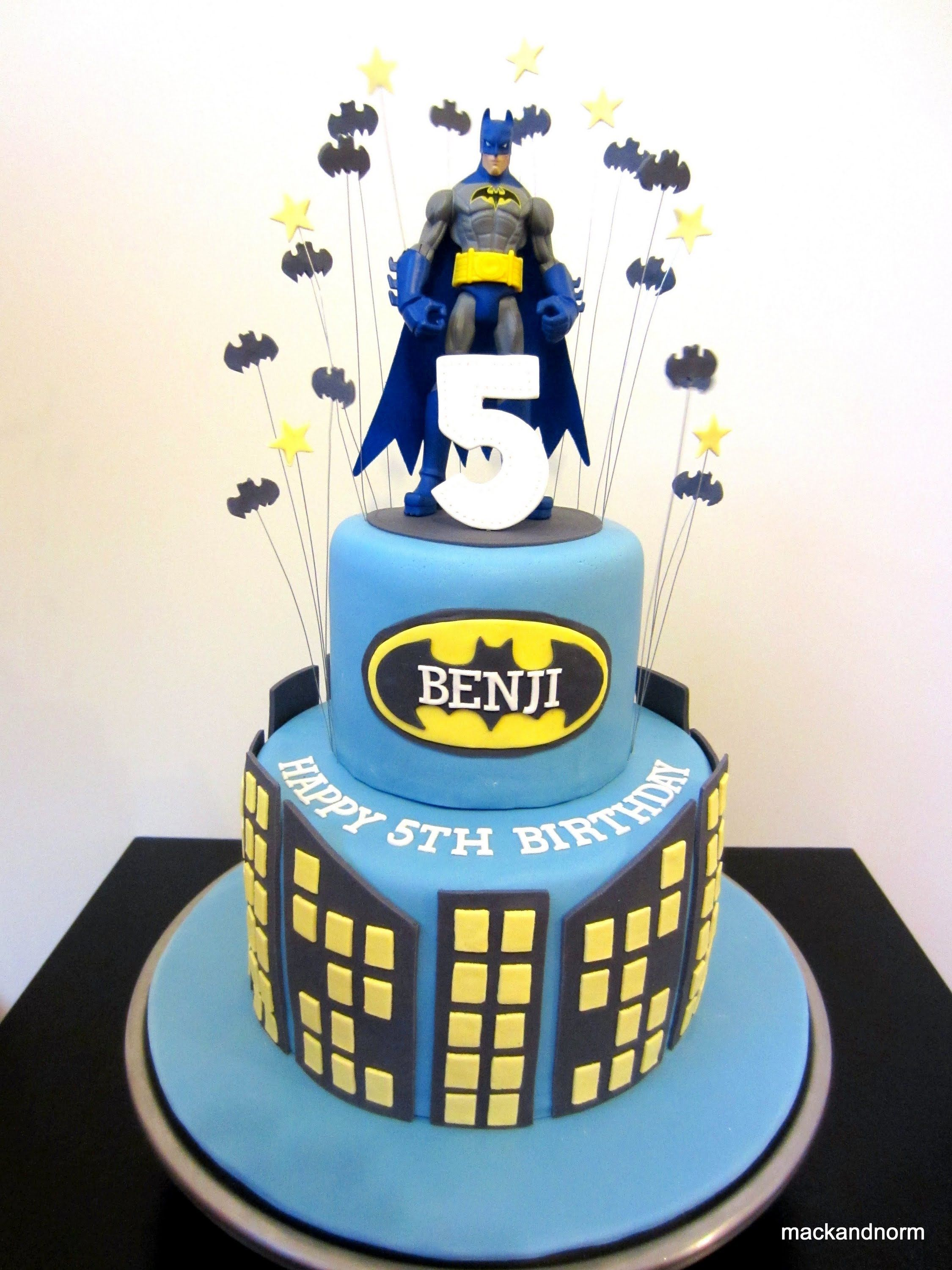 How to Make a Batman Cake Cake/Cake Pop Decorating ...