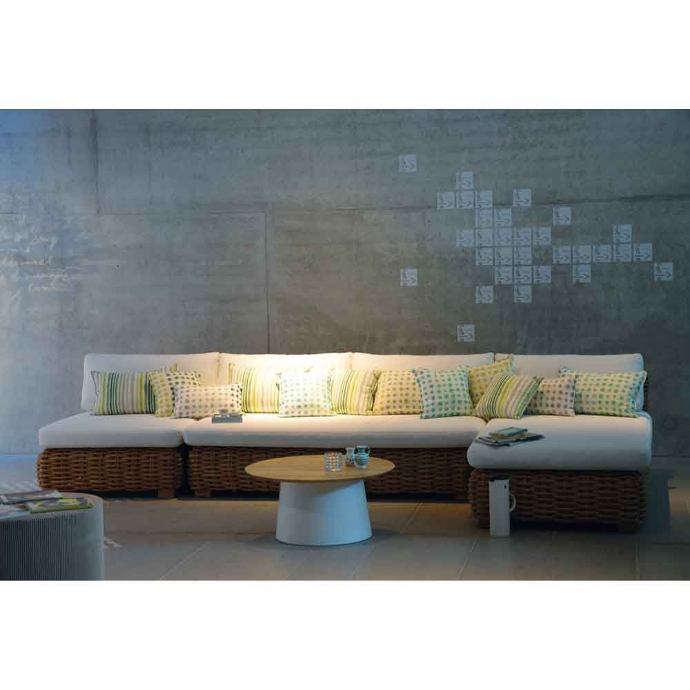 Jan Kurtz Loungesofa Springfield Natur Gartensofa Lounge Mobel Lounge Sessel