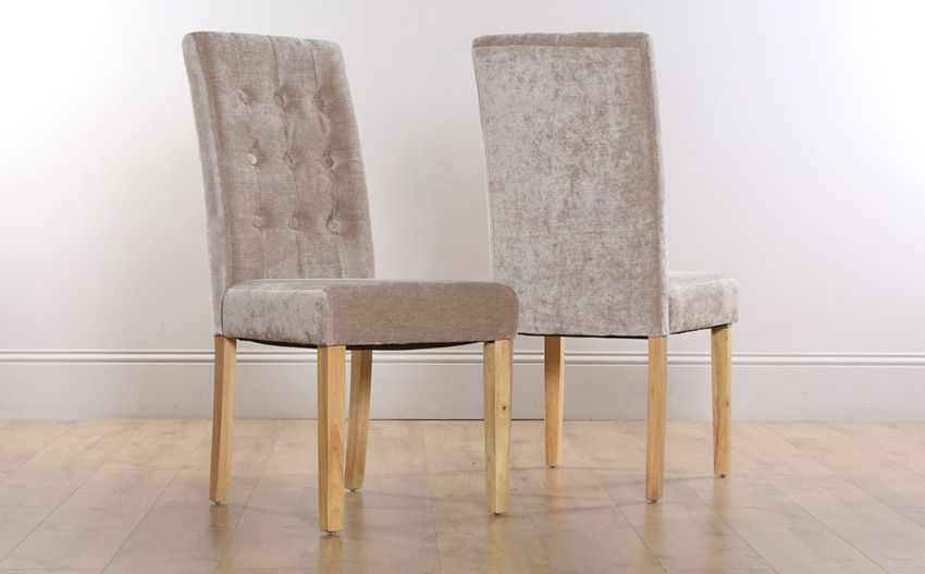 Regent Button Back Dining Chair Fabric Dining Room Chairs Oak Dining Chairs Fabric Dining Chairs