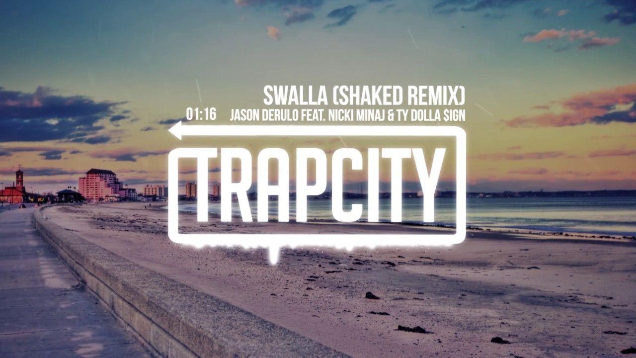 Jason Derulo Feat Nicki Minaj Ty Dolla Ign Swalla Shaked Remix Rapper Lil Wayne Chance The Rapper Ty Dolla Ign