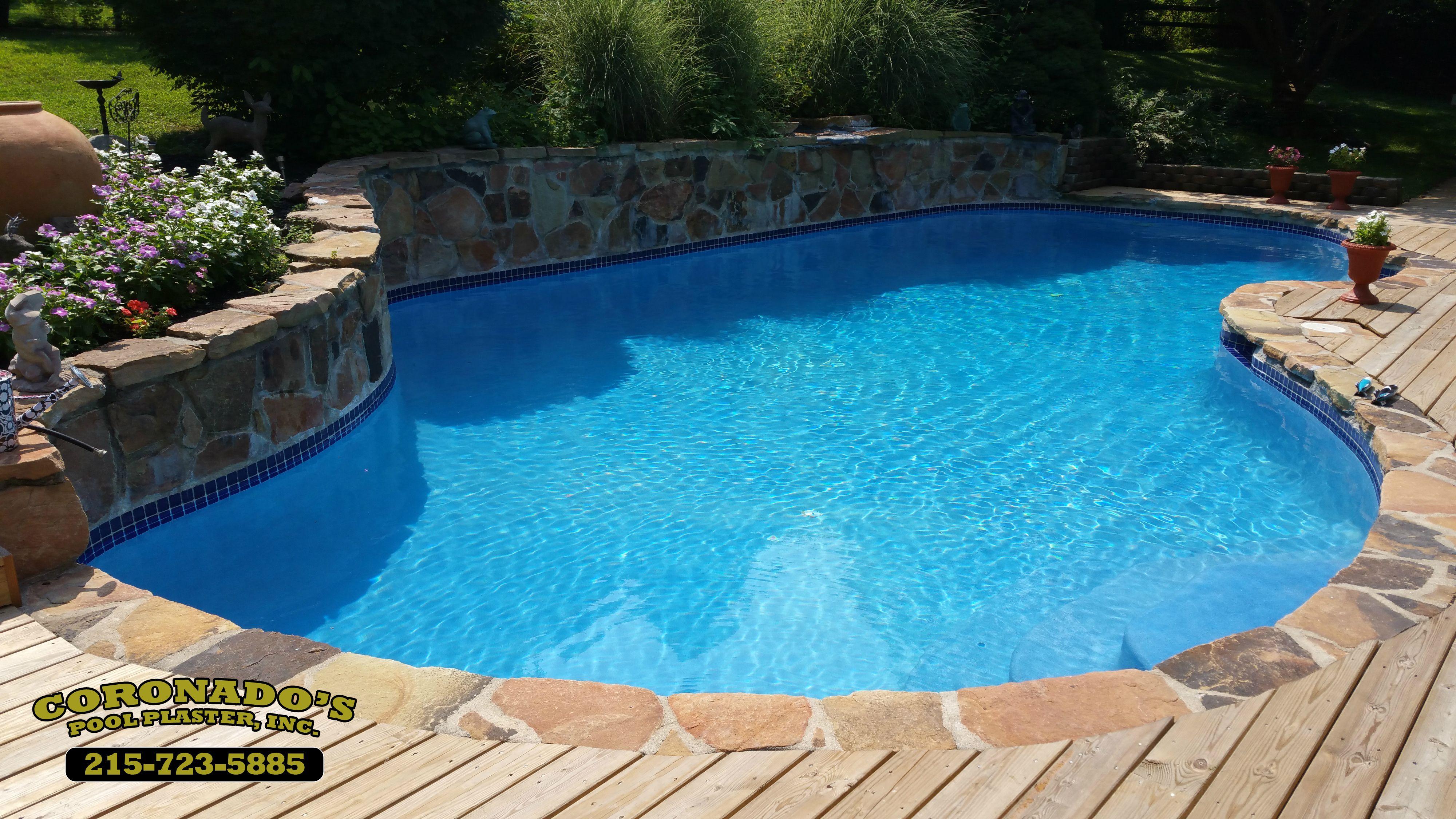 Krystalkrete tahoe blue pool dreams pinterest pool for Pool plaster