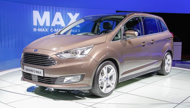 2016 Ford C Max Plug In Hybrid Met Afbeeldingen Voertuigen
