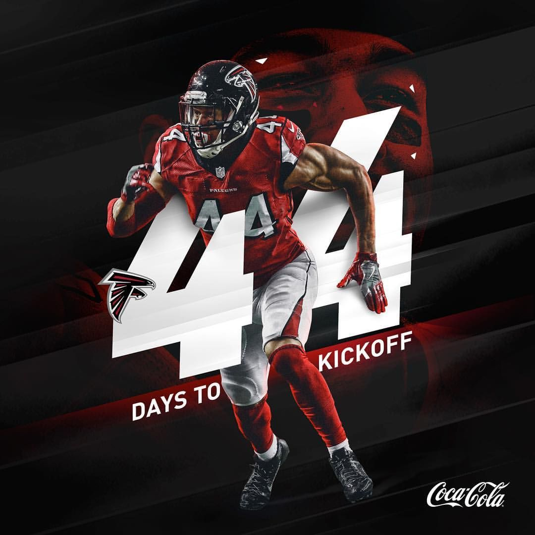 1 812 Likes 20 Comments Atlanta Falcons Atlantafalcons On Instagram 4 4 Days Until Kickoff Can T Wait F Atlanta Falcons Atlanta Falcons Art Atlanta
