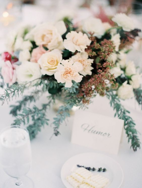 Wedding reception centerpiece idea; Featured Photographer: Erich McVey