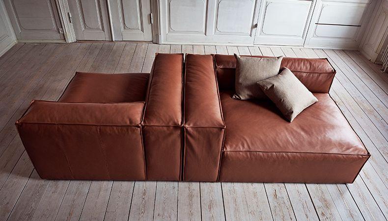 Cosima Sofa By Bolia Vintage Leather Sofa Sofa Interior Design Furniture