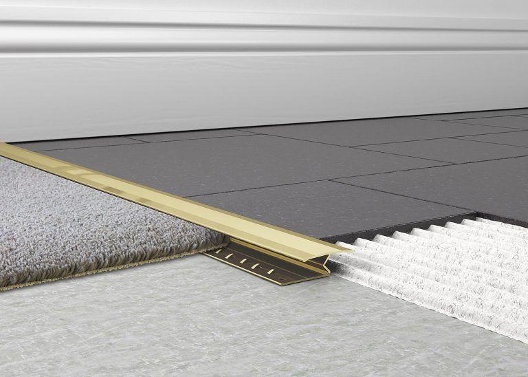 Metal Worktop Tile Trim Tileasy With Images Tile Trim