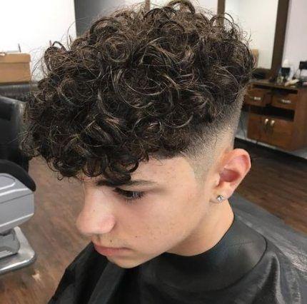 best hairstyles men curly kpop 65 ideas in 2020  permed
