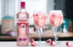 ERFRISCHENDE DRINKREZEPTE VON GORDON'S PINK GIN