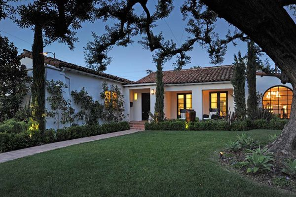 ranch homes renovated spanish ranch home west hollywood real estate sales rent - Ranch Home Renovation